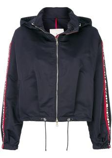 Moncler cropped zip jacket