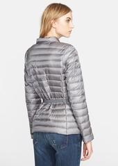 Moncler 'Damas' Belted Packable Down Jacket