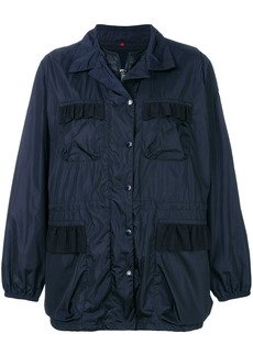 Moncler detachable gilet rain jacket