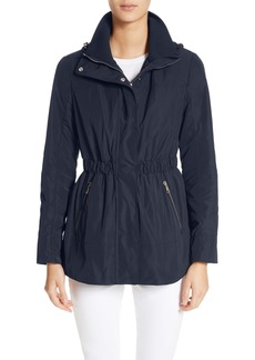 Moncler Disthene Water Resistant Hooded Jacket