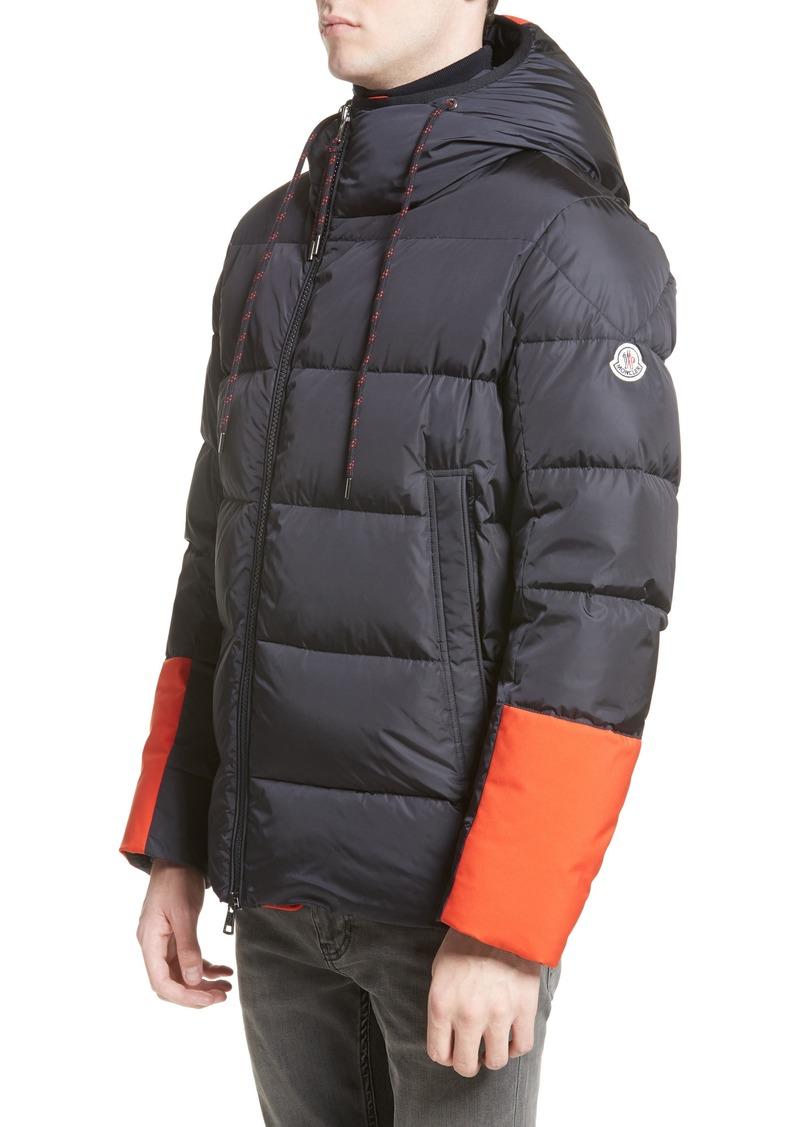 5c0aebde8 Drake Color Pop Hooded Down Coat