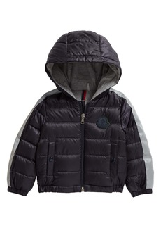 Moncler Fare Nylon Down Hooded Jacket (Baby)