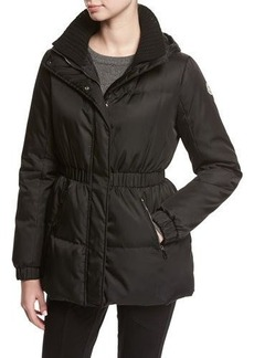 Moncler Fatsia Quilted Puffer Coat