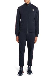 Moncler Fleece Track Jacket