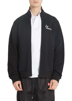 Moncler Fleece Zip Jacket