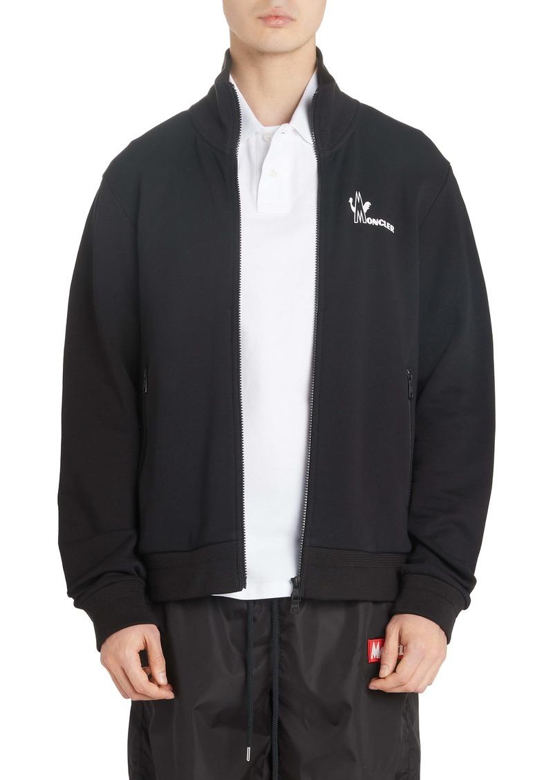 Moncler Fleece Zip Jacket