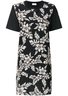 Moncler floral shift dress