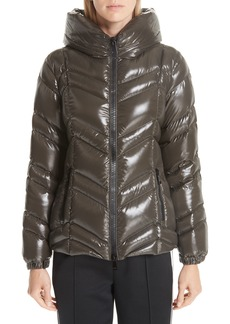 Moncler Fuligule Guibbotto Hooded Puffer Coat