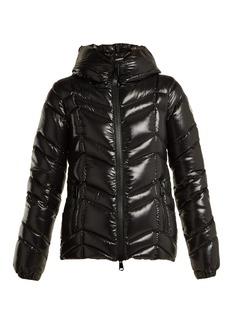 Moncler Fuligule quilted nylon jacket