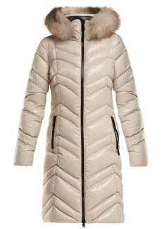 Moncler Fulmar lightweight down-filled jacket