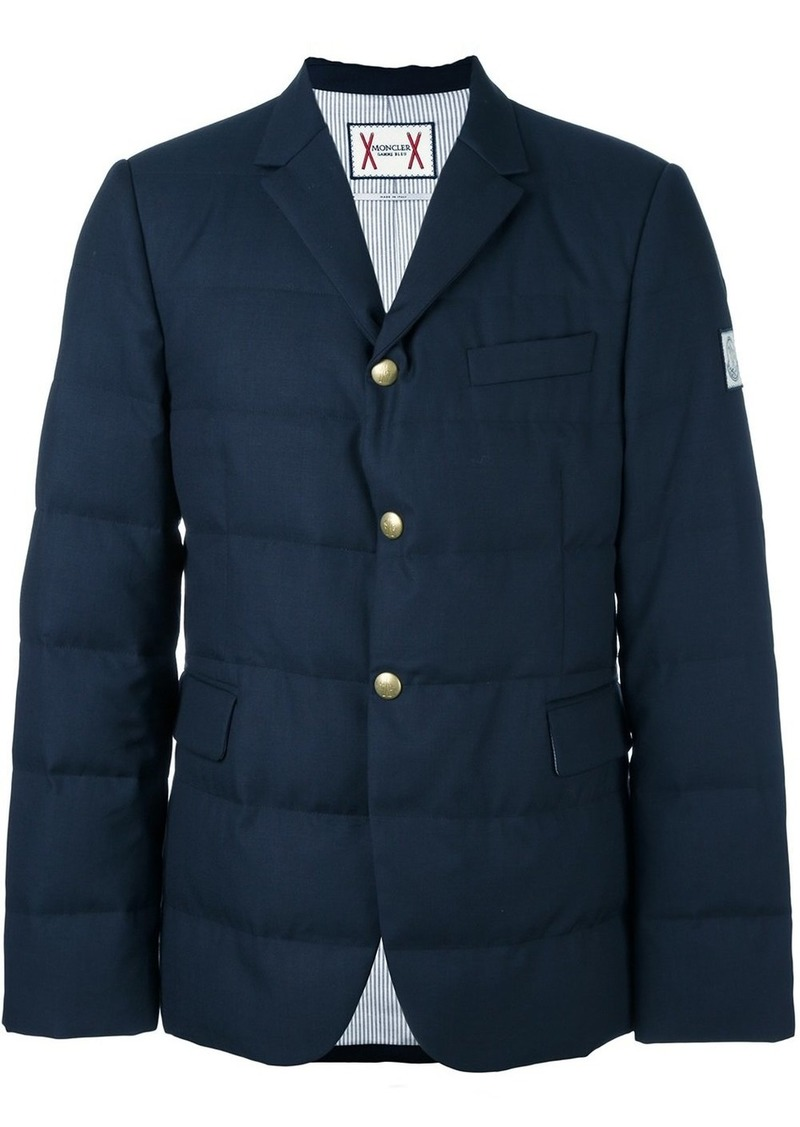 moncler Blazers BLUE