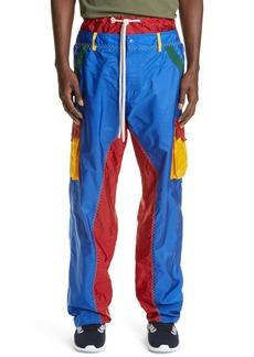 Moncler Genius x 2 Moncler 1952 Colorblock Ripstop Track Pants