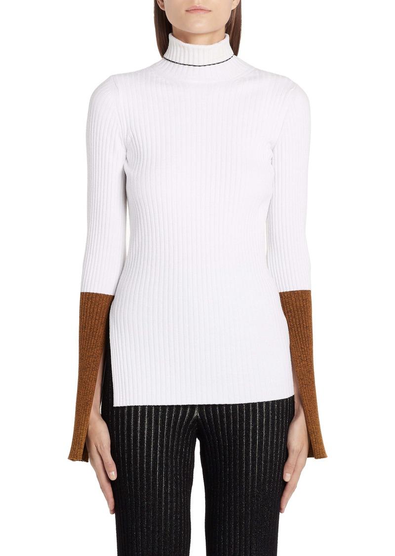 Moncler Genius x 2 1952 Rib Turtleneck Sweater