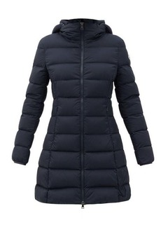 Moncler Gie hooded quilted down coat