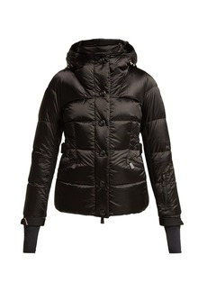 Moncler Grenoble Antabia hooded down-filled ski jacket