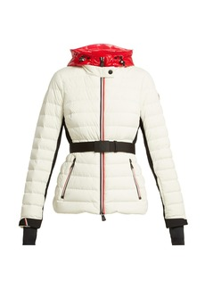 Moncler Grenoble Bruche hooded down-filled jacket
