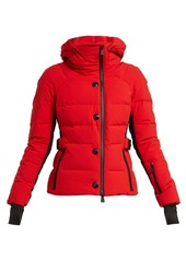 Moncler Grenoble Guyane quilted down jacket