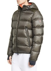 Moncler Grenoble Hintertux Hooded Down Jacket