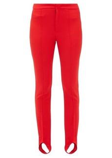 Moncler Grenoble Stirrup slim-leg ski trousers