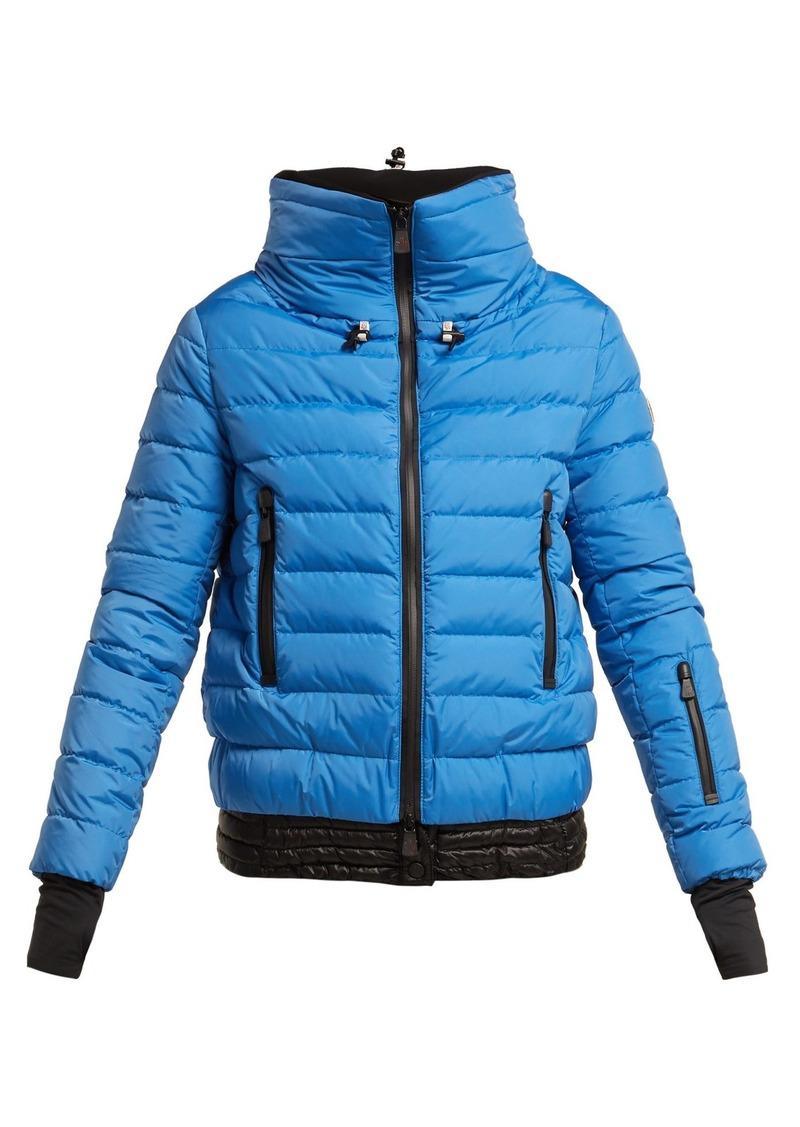 Moncler Moncler Grenoble Vonne quilted down jacket  63304377cc8d5