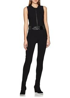 Moncler Grenoble Women's Tuta Fitted Zip-Front Jumpsuit