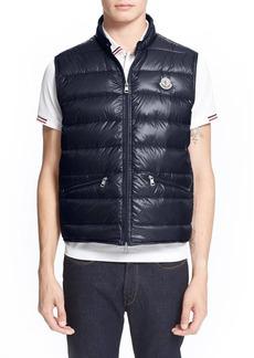 Moncler 'Gui' Shine Down Vest