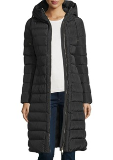 Moncler Imin Long Quilted Puffer Coat