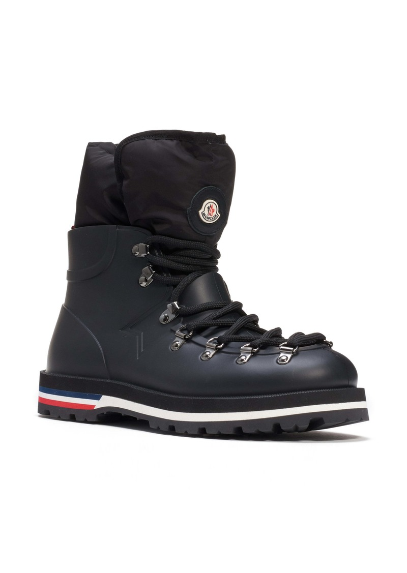 Moncler Inaya Puffer Lined Hiking Boot (Women)