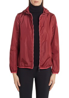 Moncler Invive Hooded Rain Jacket