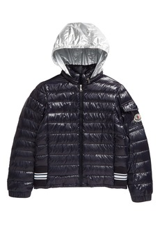 Moncler Kids' Anatolios Laque Quilted Down Jacket (Little Girl & Big Girl)