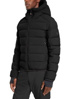 Moncler Grenoble Lagorai Hooded Stretch Nylon Puffer Jacket