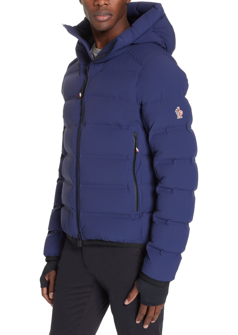 d3adbd1998 Moncler Moncler Lagorai Windproof & Water Resistant Hooded Down ...