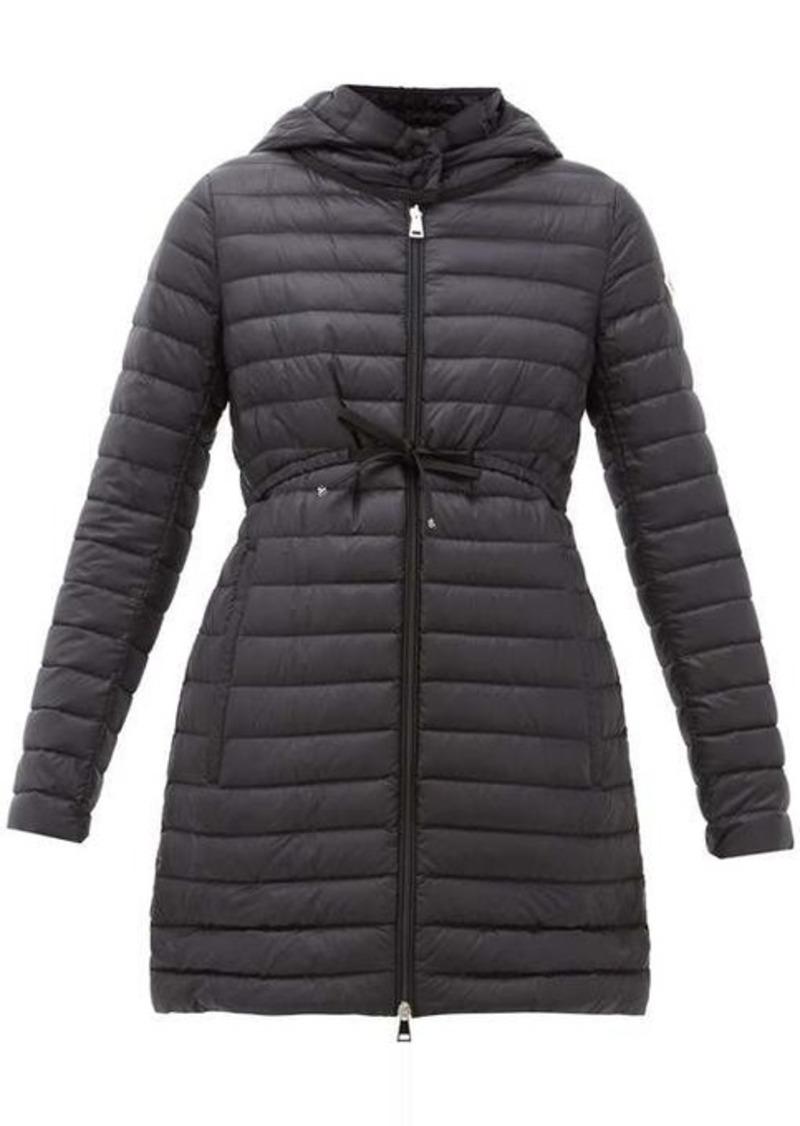 Moncler Lightweight down-filled shell coat