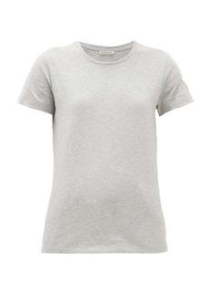 Moncler Logo-appliqué cotton T-shirt