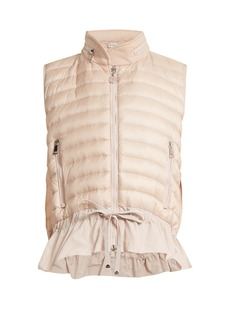 Moncler Quilted down gilet