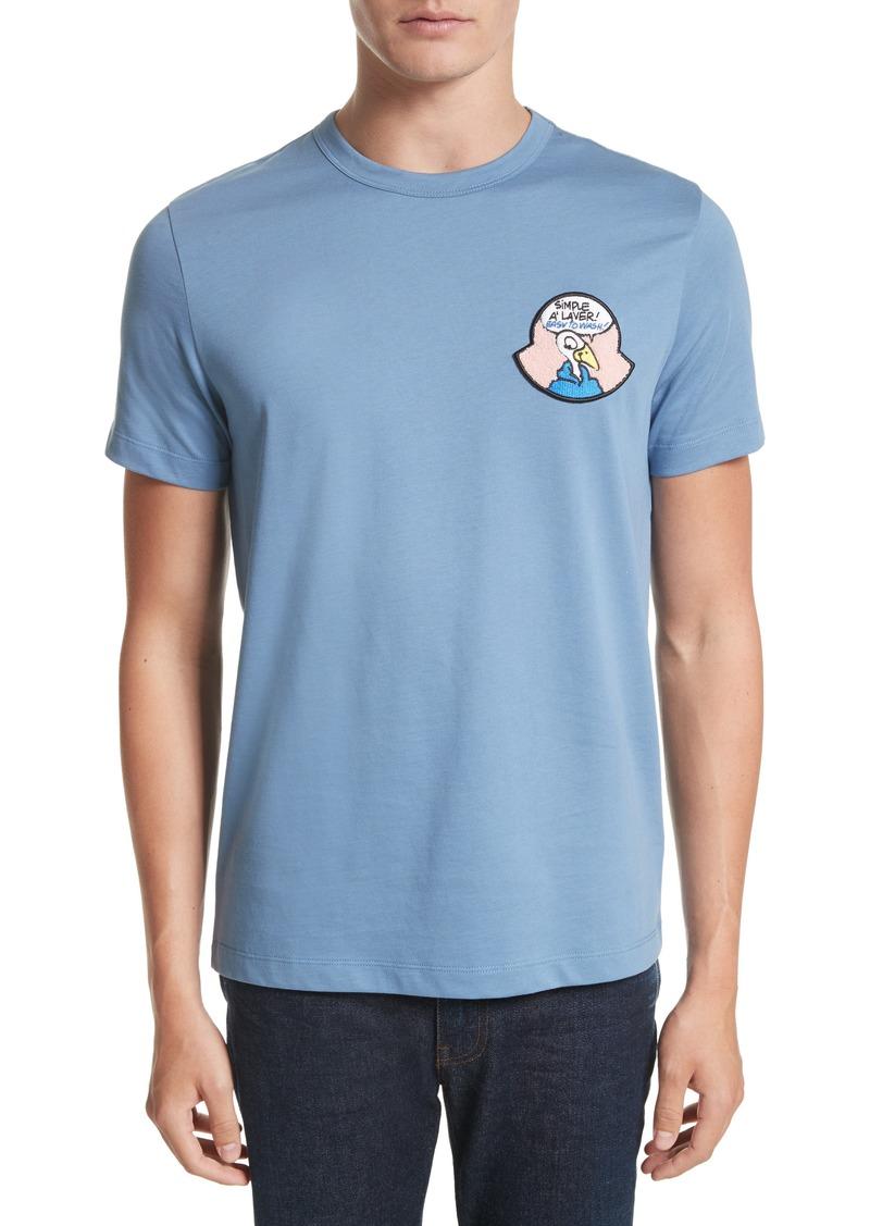 moncler maglia t shirt