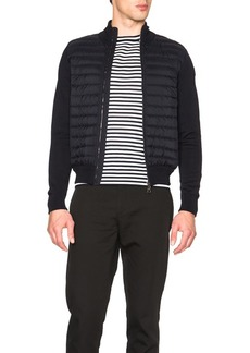 Moncler Maglia Tricot Cardigan Jacket