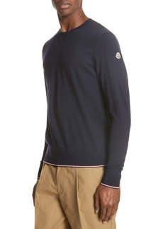 Moncler Maglia Virgin Wool Sweater