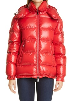 Moncler Maire Water Resistant Down Puffer Coat