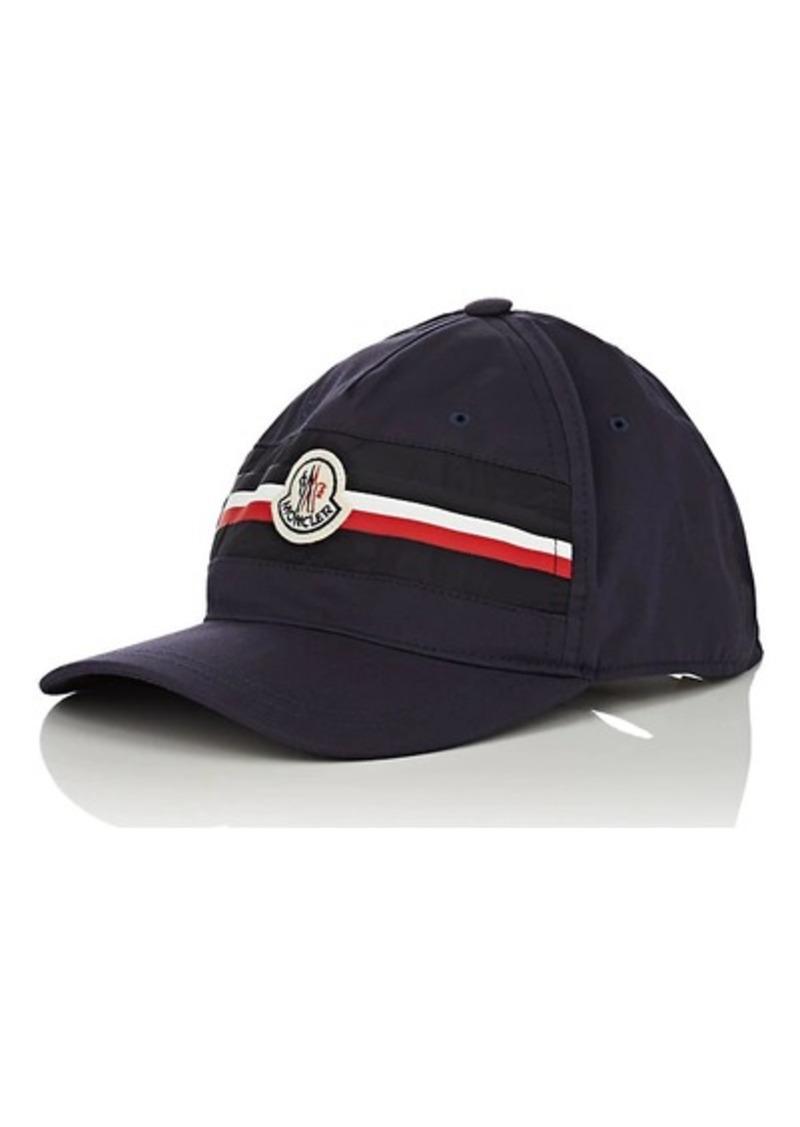 Mens Casquette De Baseball De Coton Logo Moncler caEoYL