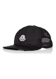 2a7802f16c0 Moncler Moncler Men s Logo Mesh-Back Trucker Hat