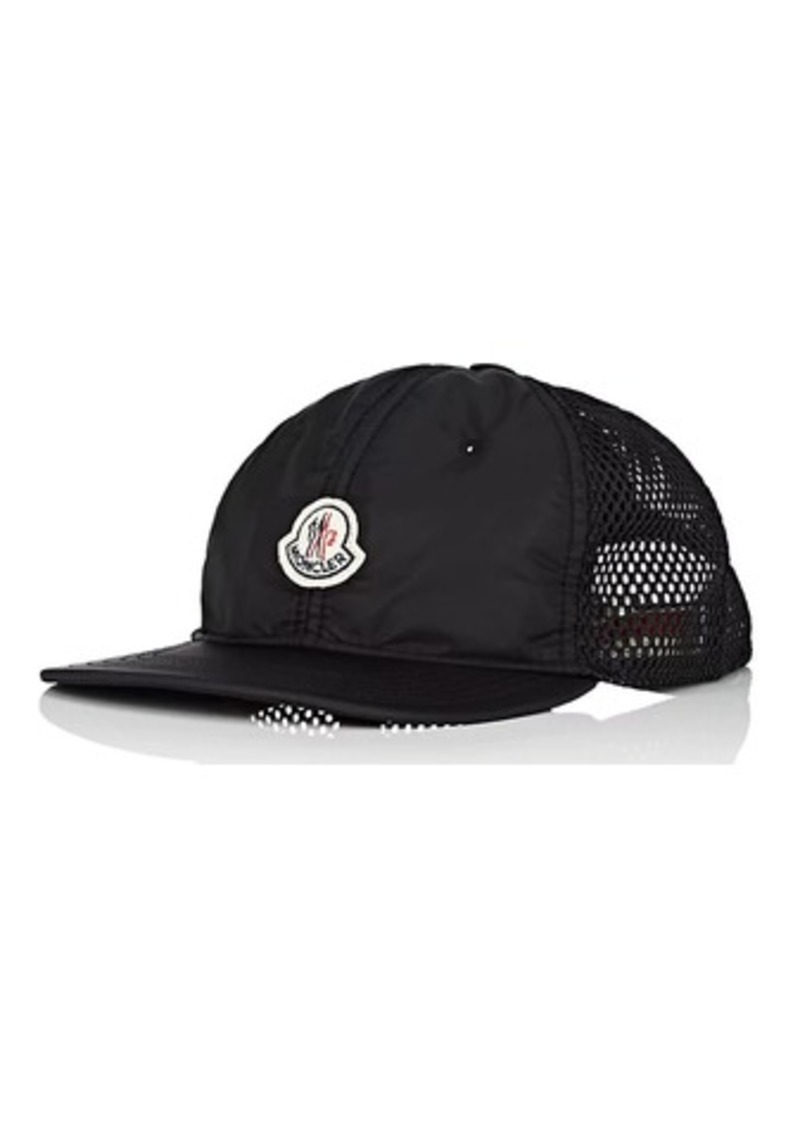 66f6a1ace8e Moncler Moncler Men s Logo Mesh-Back Trucker Hat
