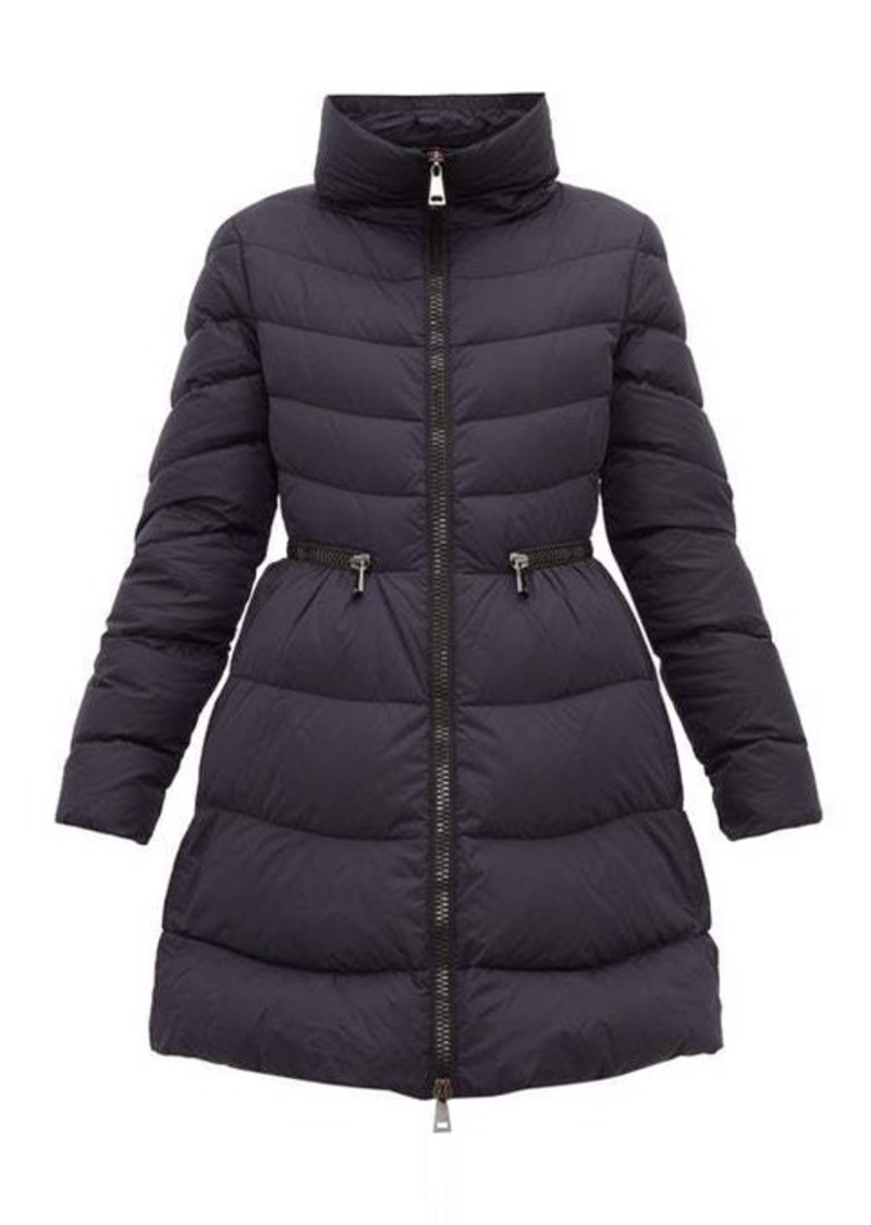 Moncler Mirielon fitted-waist down-padded parka