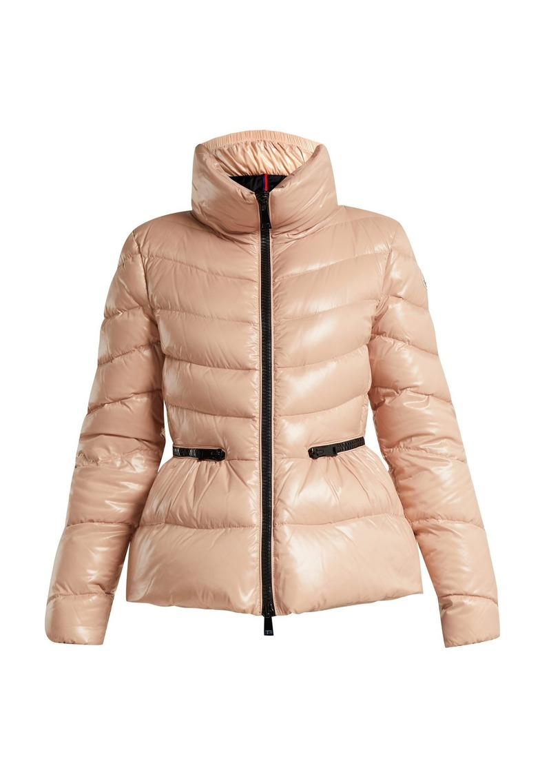 3da8c0032 Mirielon quilted-down jacket