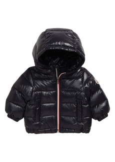 Moncler New Aubert Hooded Down Jacket (Baby)
