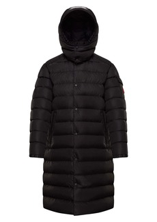 Moncler Born to Protect Project Nicaise Water Resistant Down Puffer Coat