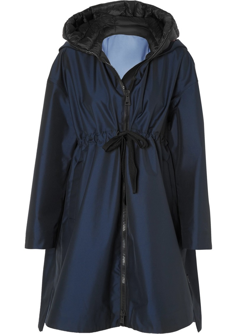 21efdc64b20 Moncler Oversized Hooded Shell Down Parka | Outerwear