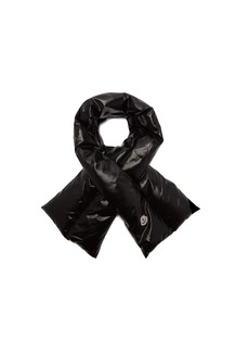 Moncler Padded shell scarf