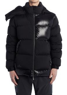 Moncler Pallardy Water Resistant Down Puffer Jacket