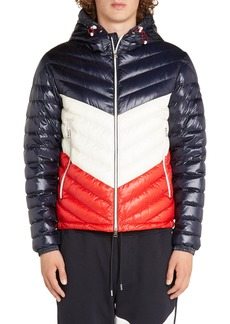 Moncler Palliser Colorblock Hooded Jacket